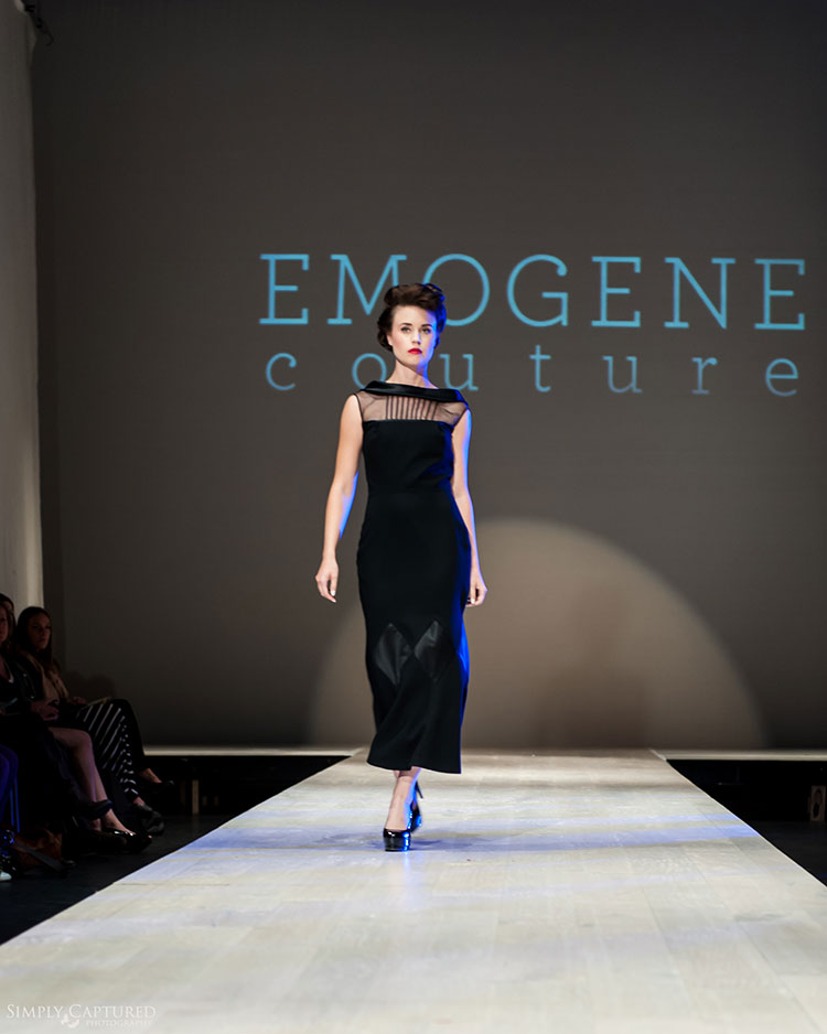 Emogene Couture by Michelle Roberts | Photo: Heidi Ferguson